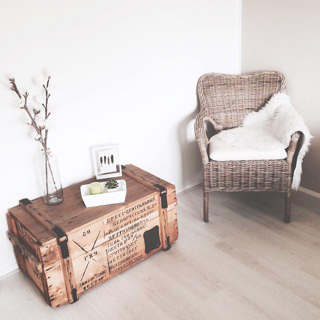 Mijn favoriete plekje in huis: hoekje in de slaapkamer ❤️ #interior #happy #cozy #green #natural #new #home