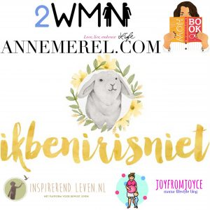 In the bloglights – IkbenIrisniet, Inspirerendleven & Annemerel
