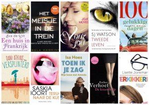 10 X romans en thrillers die je niet mag missen!