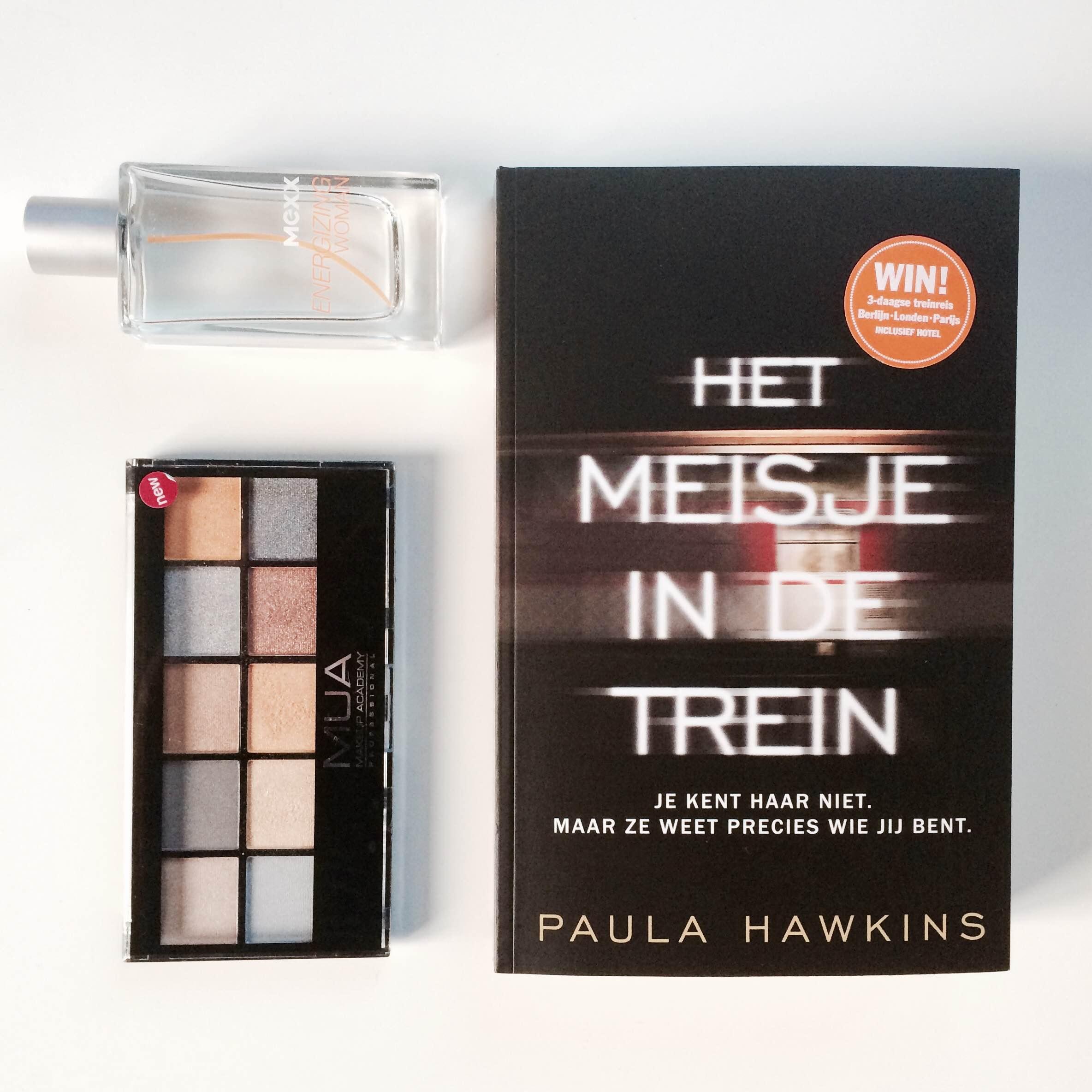 Hype of must read – Het meisje in de trein van Paula Hawkins