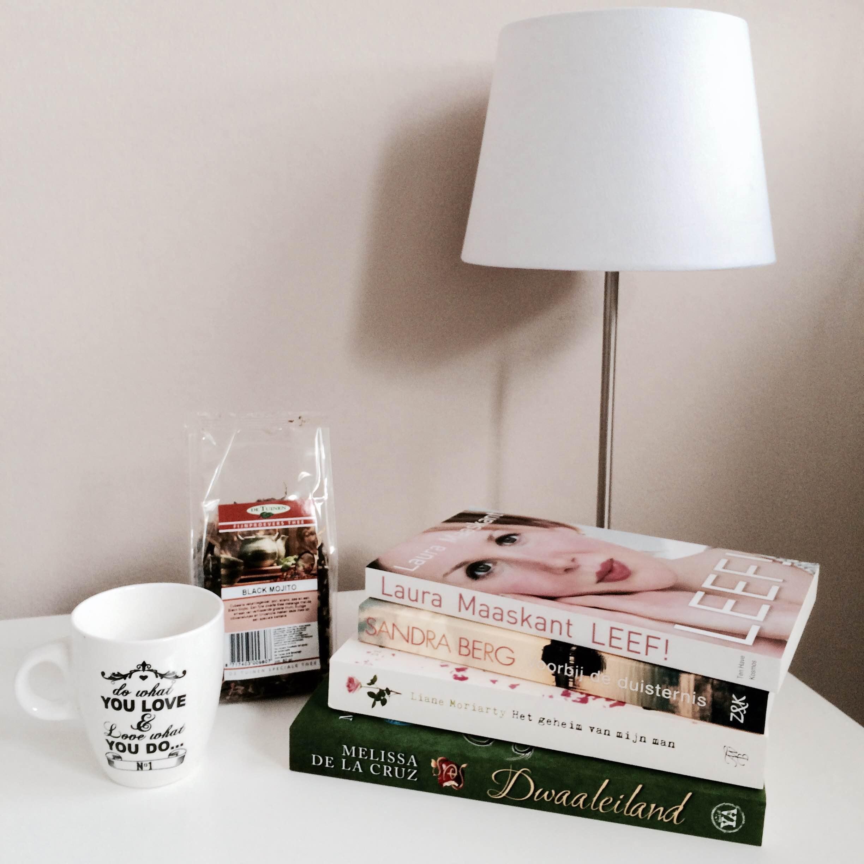 Op de thee – Veel werken, hardlopen en ons nieuwe huis