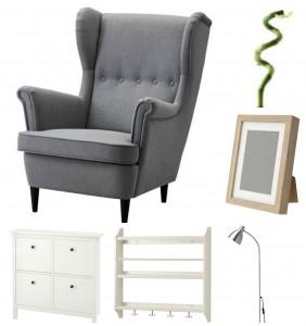 Interieur – Ik ga naar de IKEA en neem mee…
