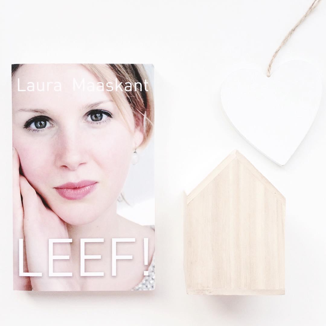 Recensie – Leef! door Laura Maaskant