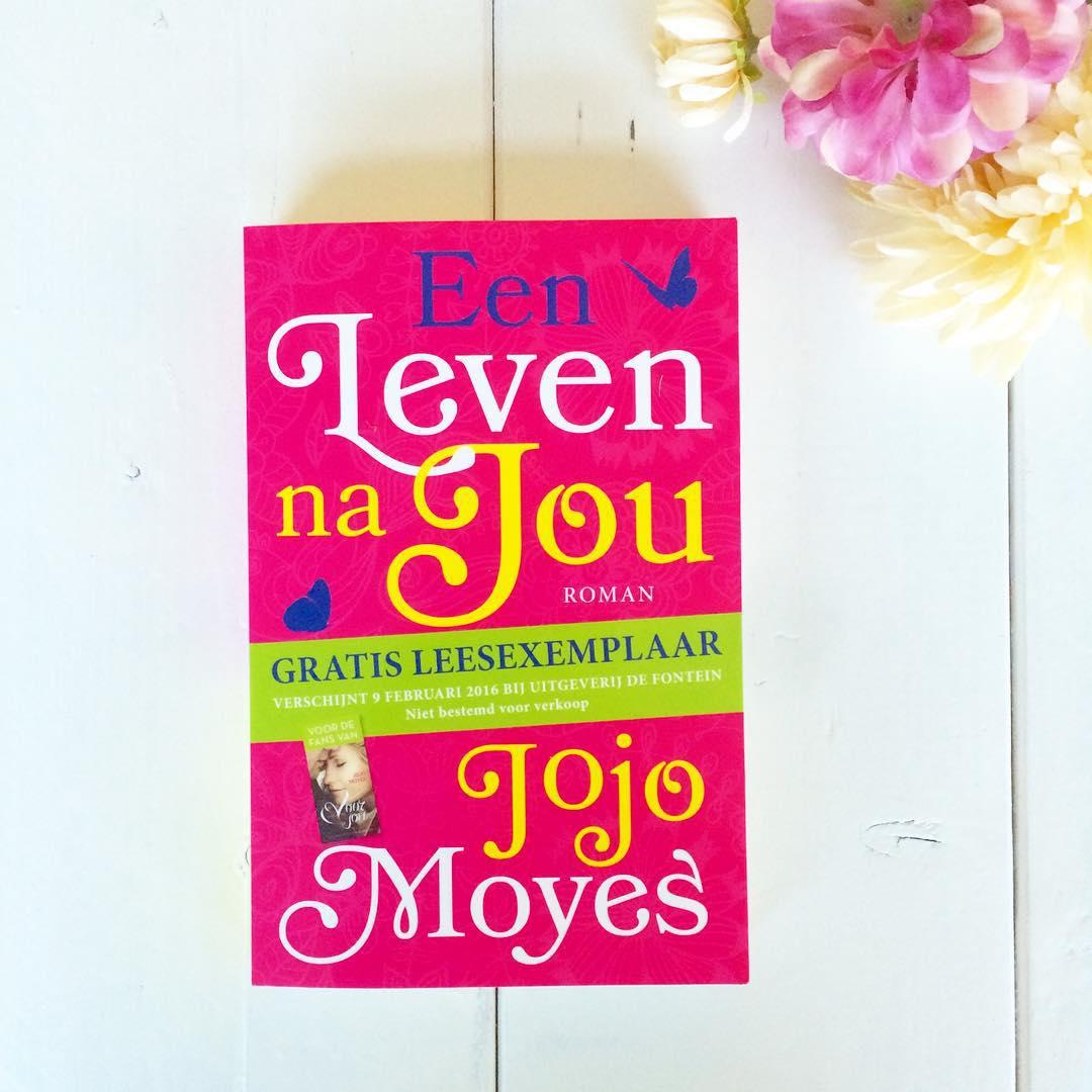 Recensie – Een leven na jou door Jojo Moyes