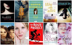 Deze 10 must read romans en thrillers las ik recent uit!