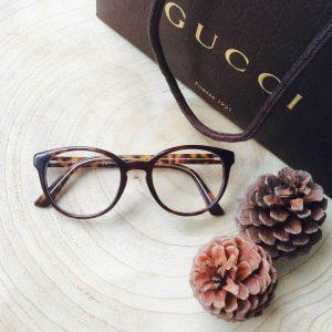 Liefde maakt blind, dus ik heb een nieuwe bril!