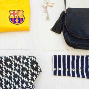 Shoplog Barcelona – H&M, Stradivarius en Michael Kors
