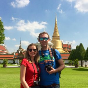 Reisdagboek Thailand #1 – Beautiful Bangkok