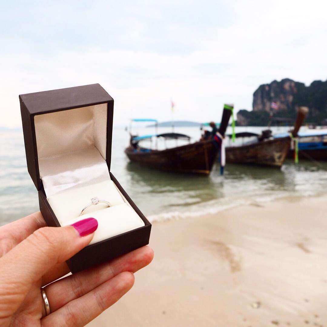 Trouwen – Het aanzoek in Thailand