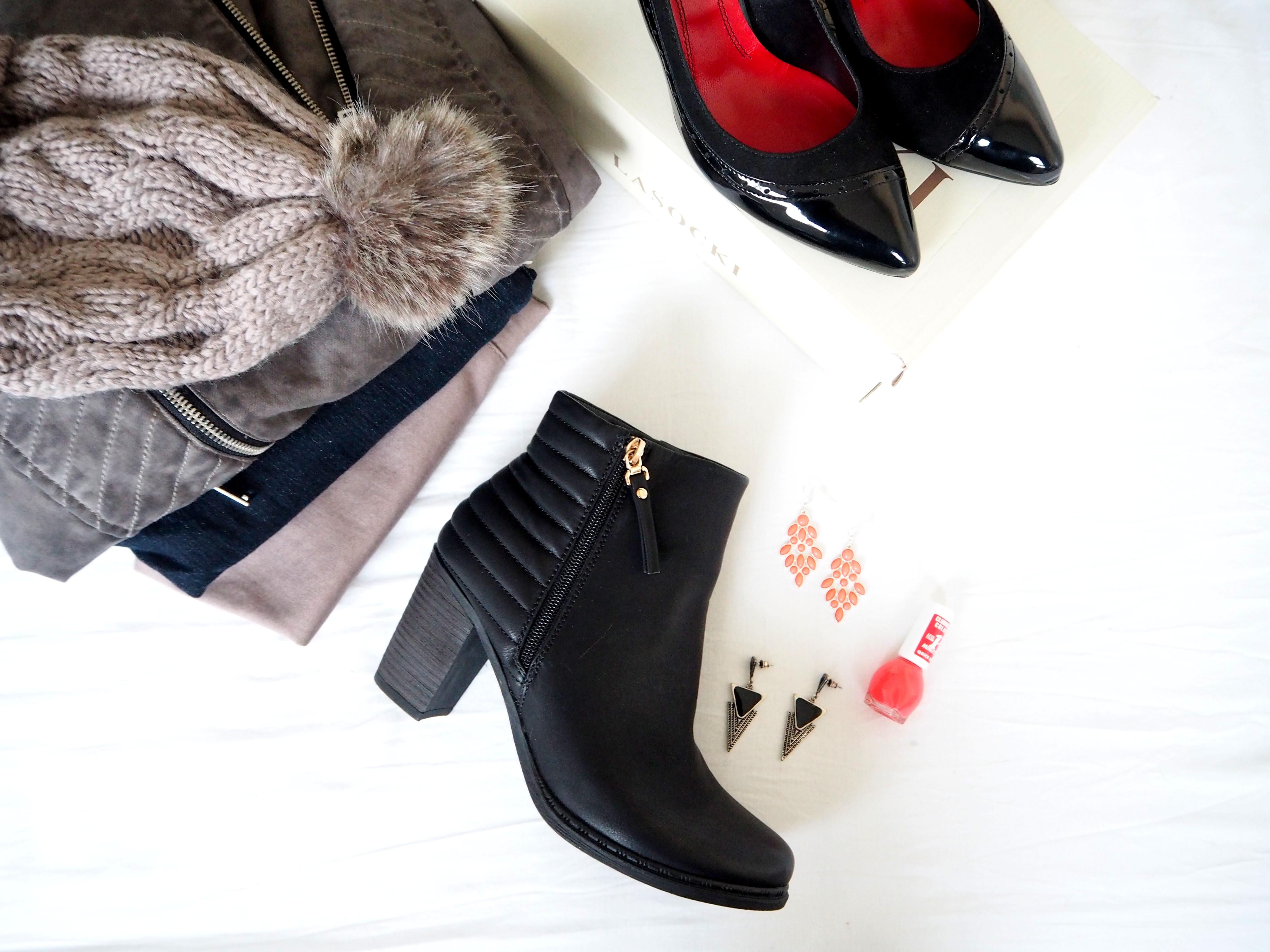 Shoplog Kraków (Polen) – Hakken, blazer en accessoires