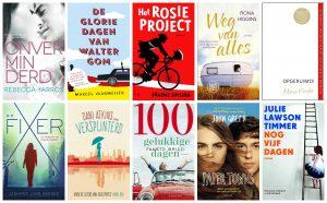 10 X Favoriete boeken van 2015