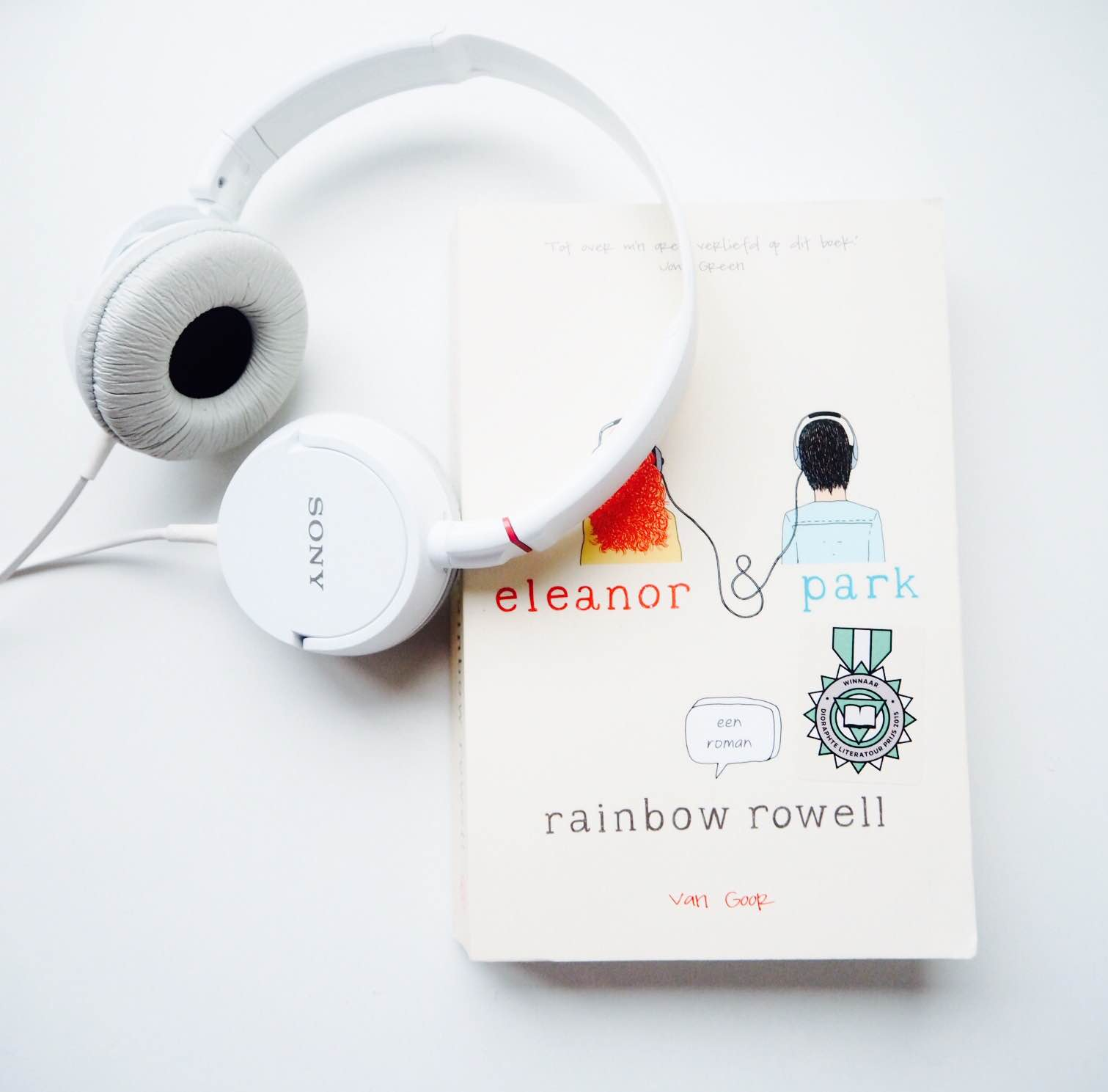 Recensie – Eleanor & Park door Rainbow Rowell