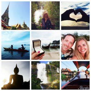 Terug uit Thailand én we zijn verloofd!