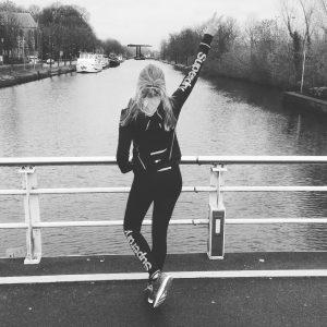 Mijn sportieve doelen voor 2016 + Superdry outfit
