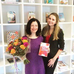 Interview – Aline van Wijnen schreef de roman 'Halsoverkop'