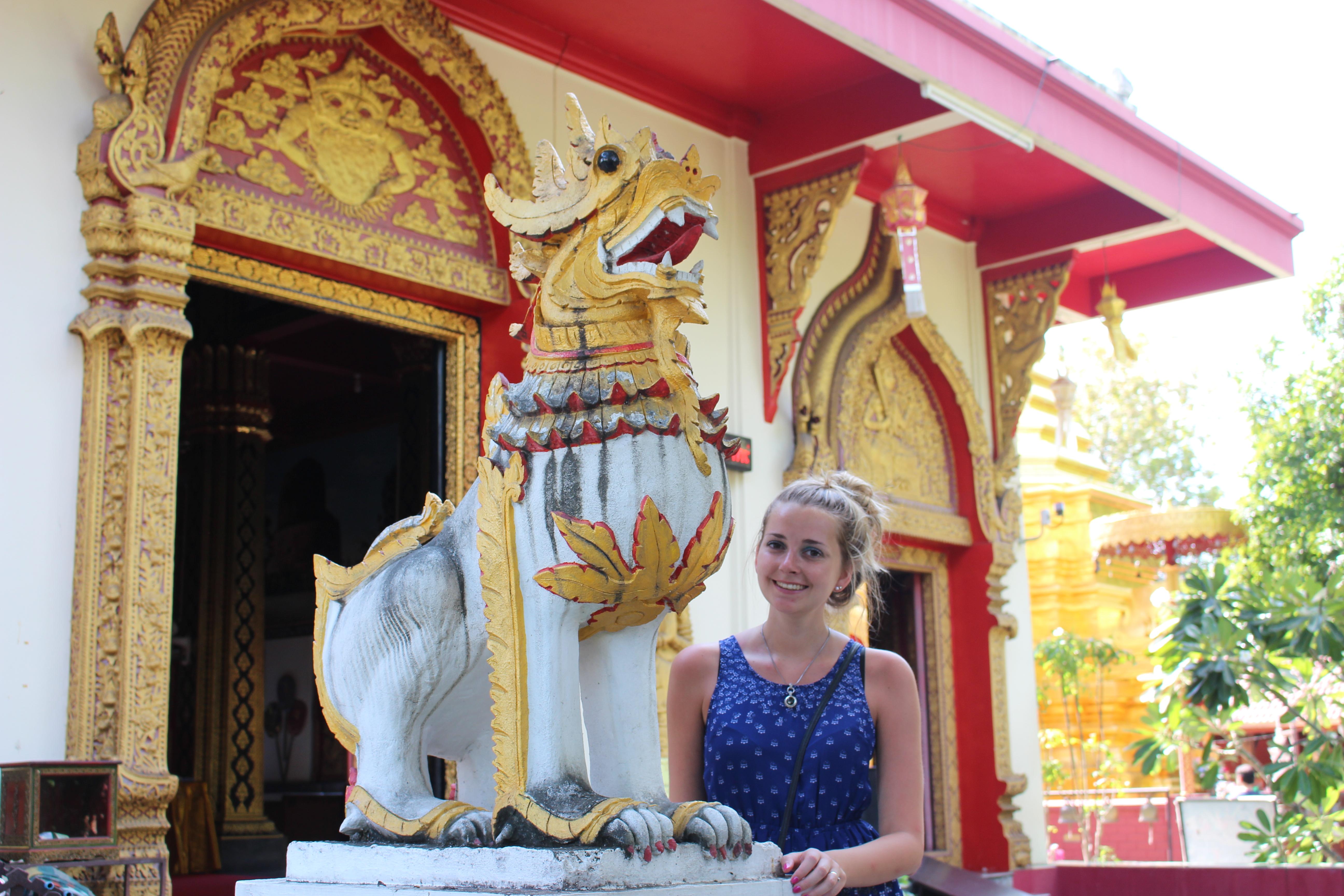 Reisdagboek Thailand #2 – Ayutthaya, Lampang & Chiang Mai