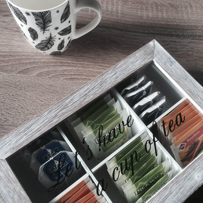 Op de thee – Trouwvoorbereidingen, Liever TV en Snapchat