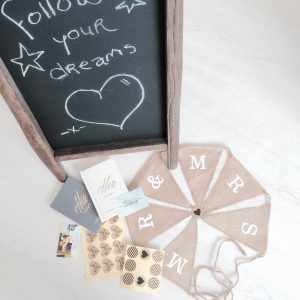 Trouwaccessoires unboxing Whatawonderfulwedding.nl