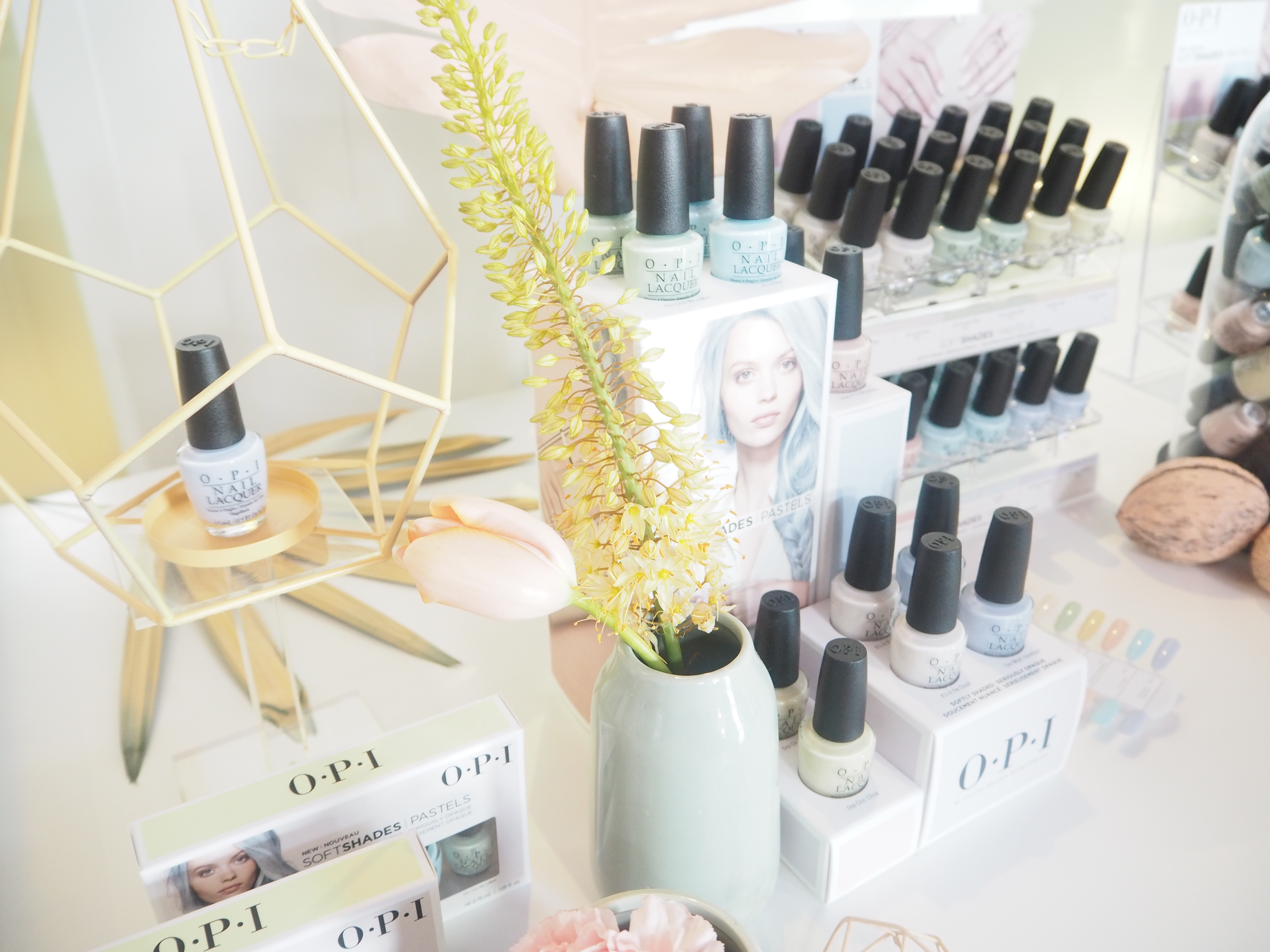 OPI event – Lancering van Pretty In Pastels