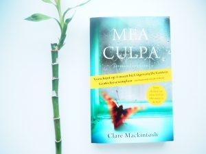 Blogtour – Mea Culpa van Clare Mackintosh