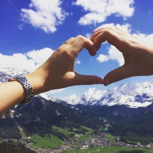 Wintersport – Mijn eerste ervaring op ski's en liefde voor bergen