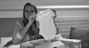 Unboxing gratis zwangerschapsboxen