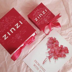 New in – Horloge en pareloorknopjes van Zinzi