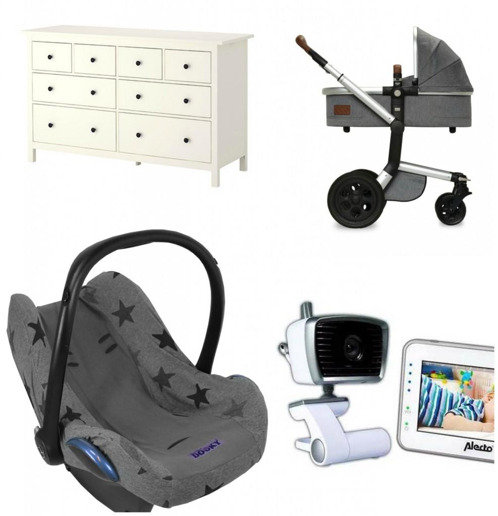7 x grote aankopen van de baby uitzetlijst by dagmar valerie for Uitzetlijst woning