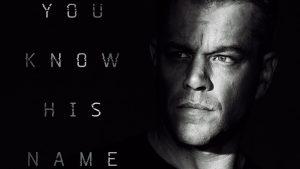 Tijd voor actie, tijd voor Jason Bourne