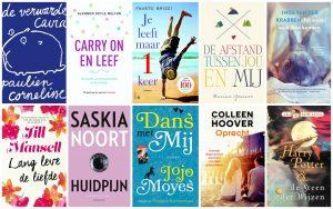 10 X boeken die ik nog graag wil lezen