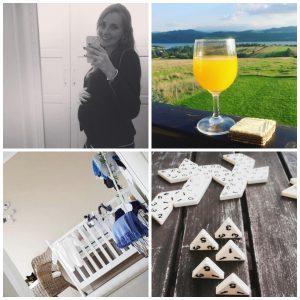 Zwanger week 26 – Terug van vakantie en nog 100 dagen!