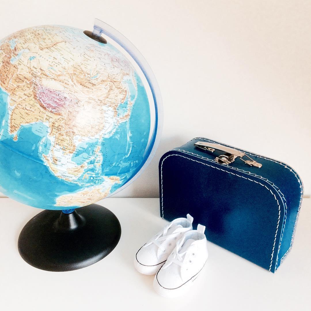 Ik ga op reis en neem mee… mijn kind