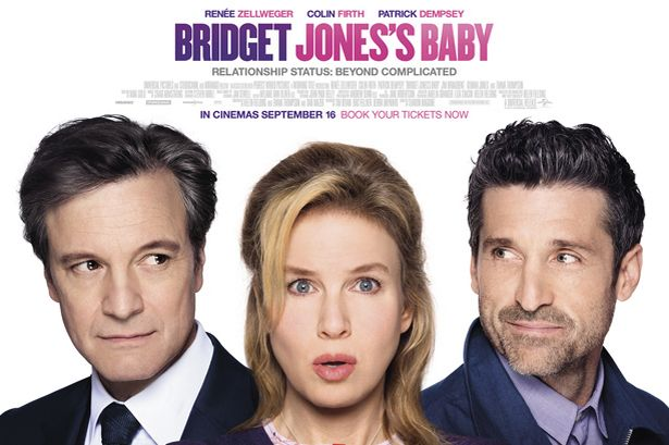 Filmtip – Bridget Jones's Baby