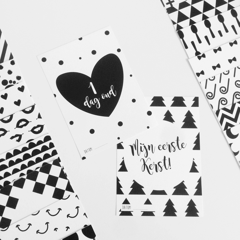Mama Musthave – Naamshirt & Mijlpaalkaarten van Oh My Goody