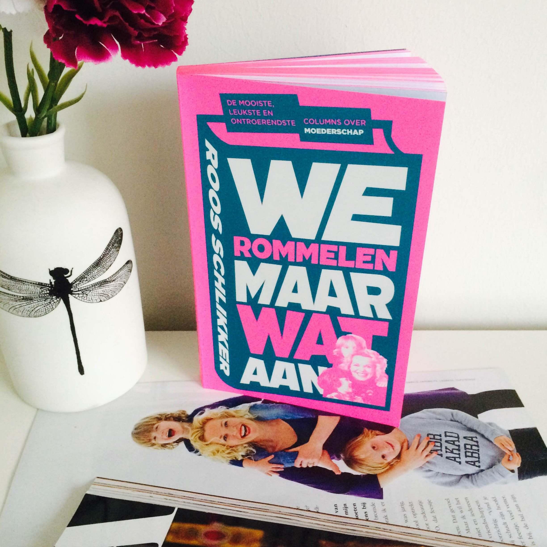 Roos Schlikker schreef 'We rommelen maar wat aan'
