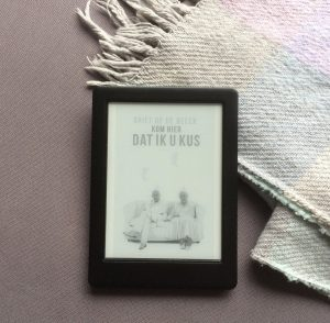 Bestseller Kom hier dat ik u kus door Griet op de Beeck