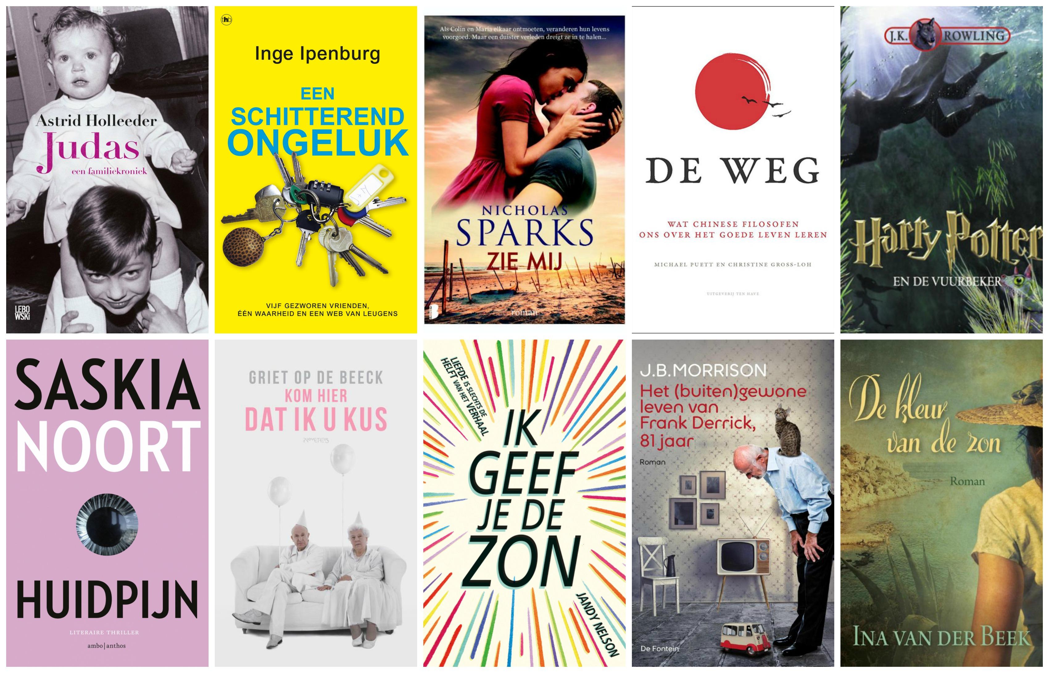 10 X Must reads die ik nog graag zou willen lezen (najaar 2016)
