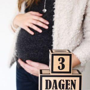 9 X Wat ik niet mis aan de zwangerschap