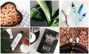 Favorieten van november – Botanical Boost, Thailand en Max