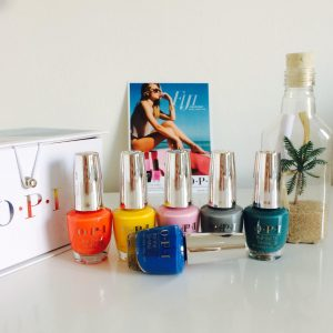 Onthulling OPI – Fiji Collection Spring/Summer 2017