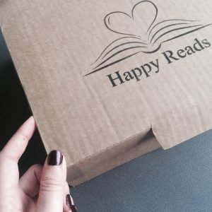 Unboxing – Extra speciale Happy Reads januari box