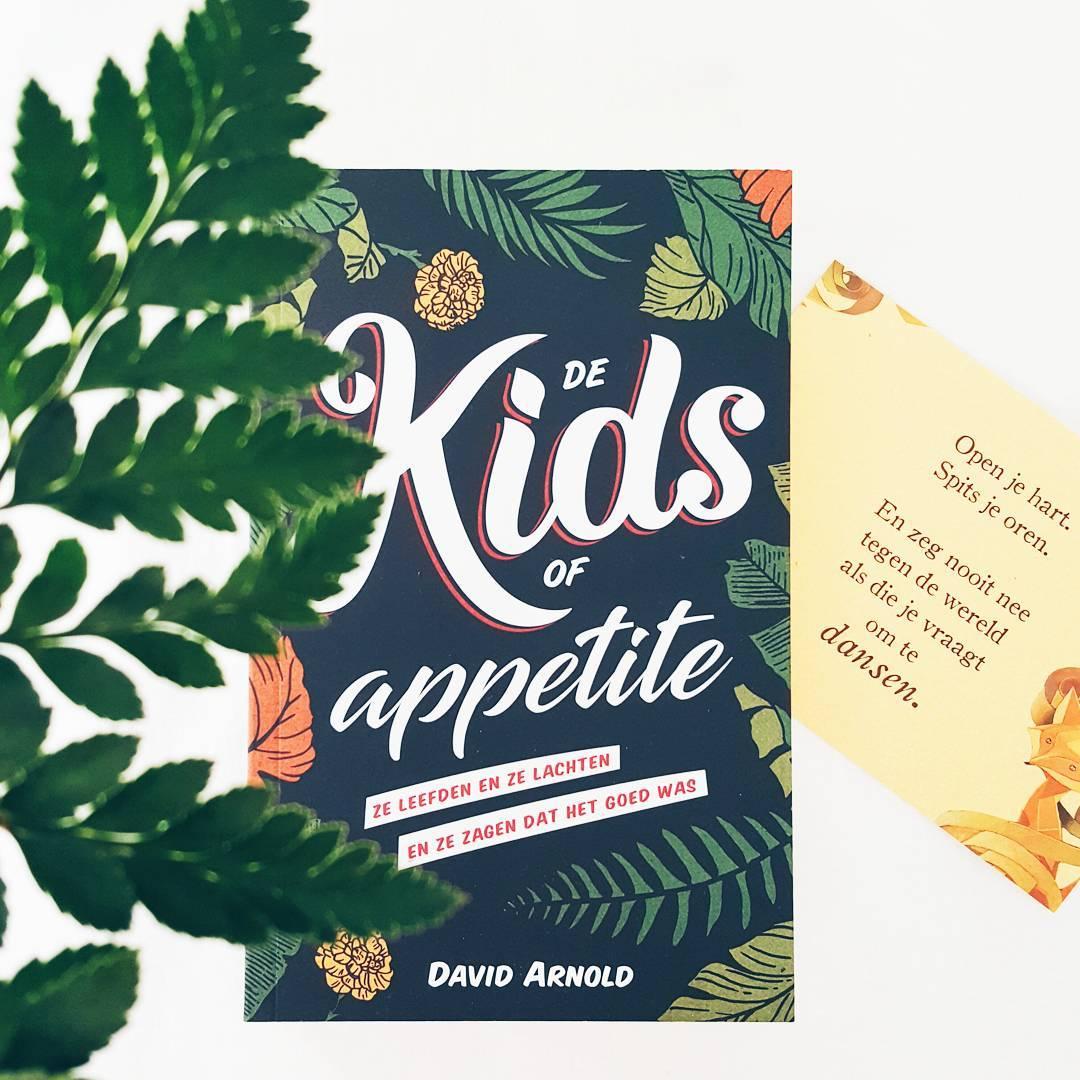 De Kids of Appetite door David Arnold