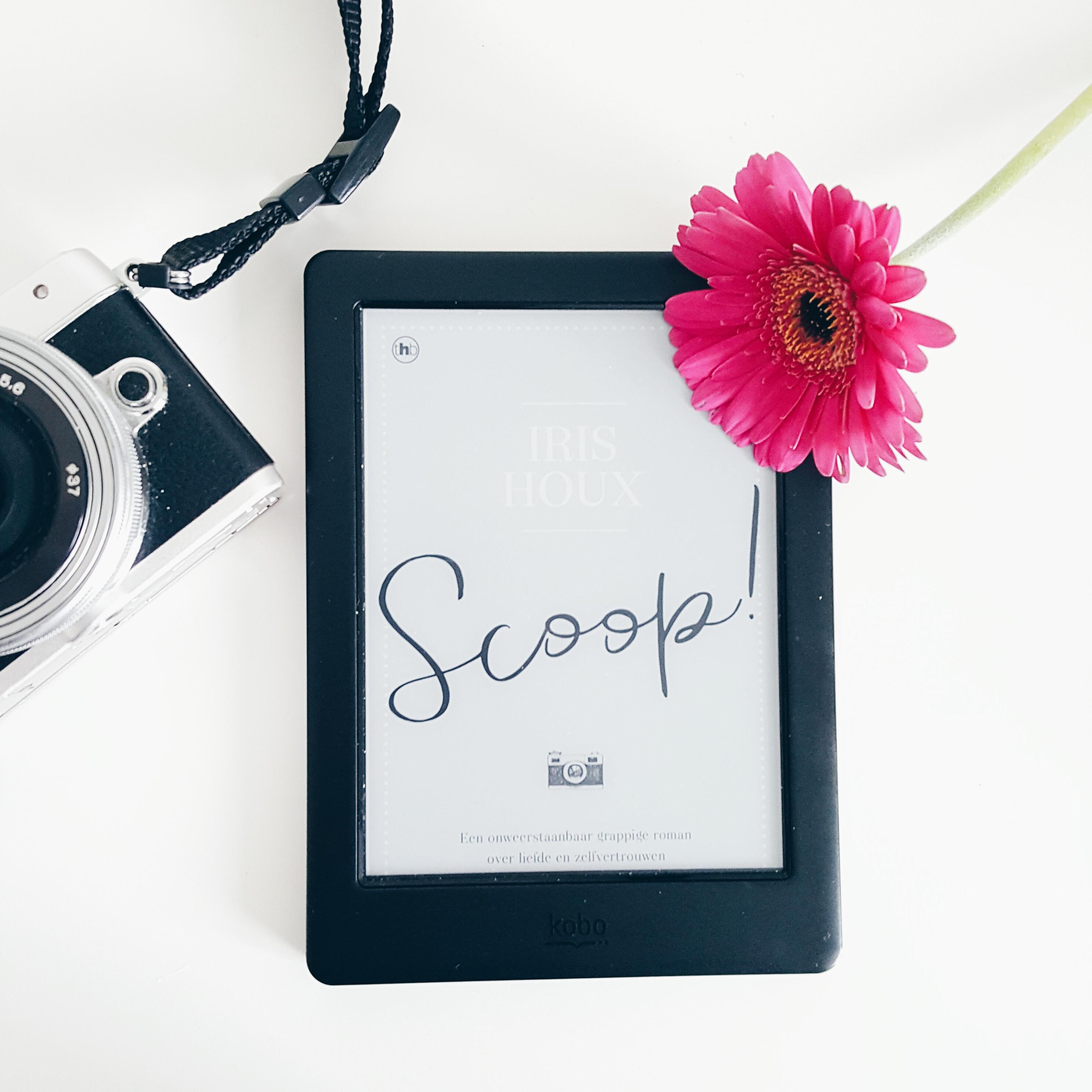 Scoop! van Iris Houx is een echte must read