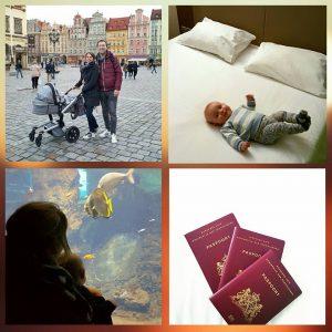 Wroclaw – Onze eerste reis als gezin was onvergetelijk