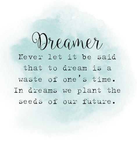 Wakker worden! Leef je dromen!
