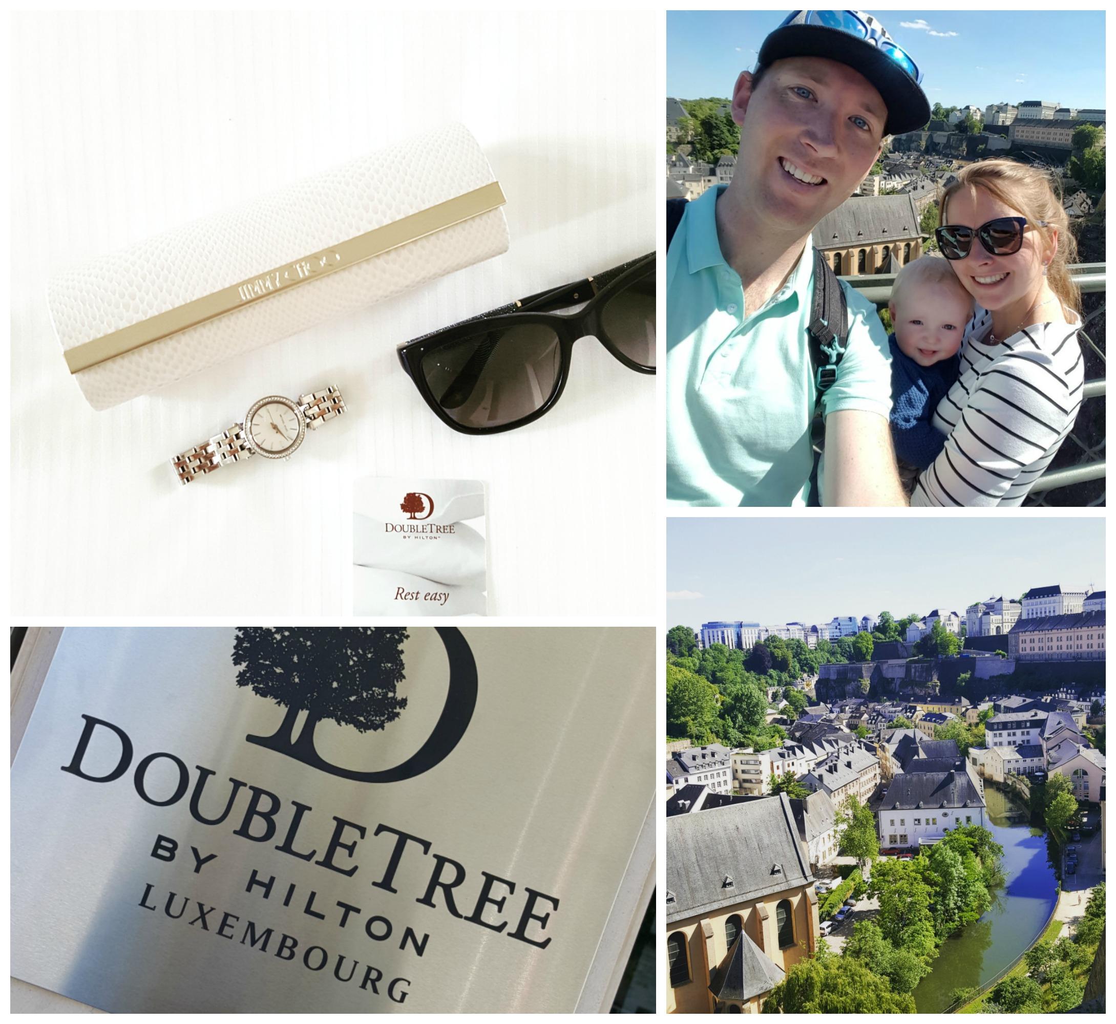 Lovely Luxemburg – Overnachten in het Hilton en Jimmy Choo zonnebril