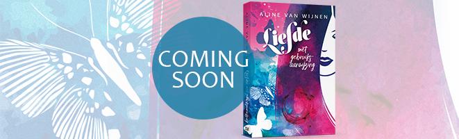 Aline van Wijnen schreef Liefde met gebruiksaanwijzing