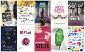 Deze 10 boeken wil ik deze zomer graag lezen