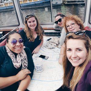 Jennifer L. Armentrout in Nederland – Rondvaart, diner en event