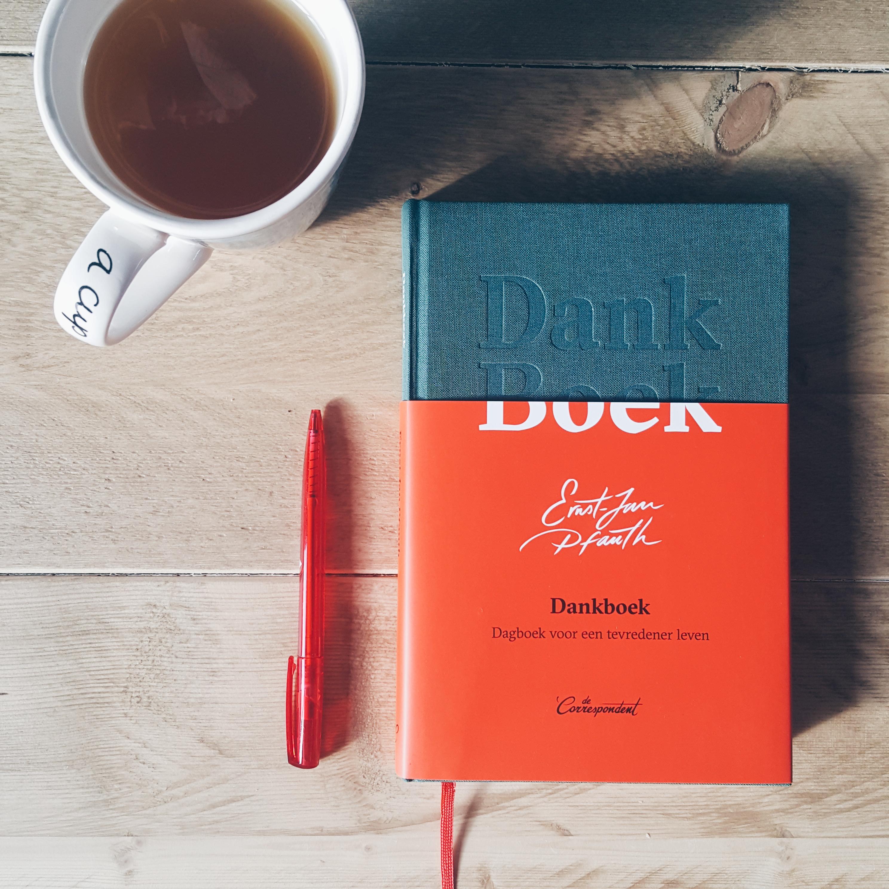 Dankboek – Haal meer voldoening uit je leven